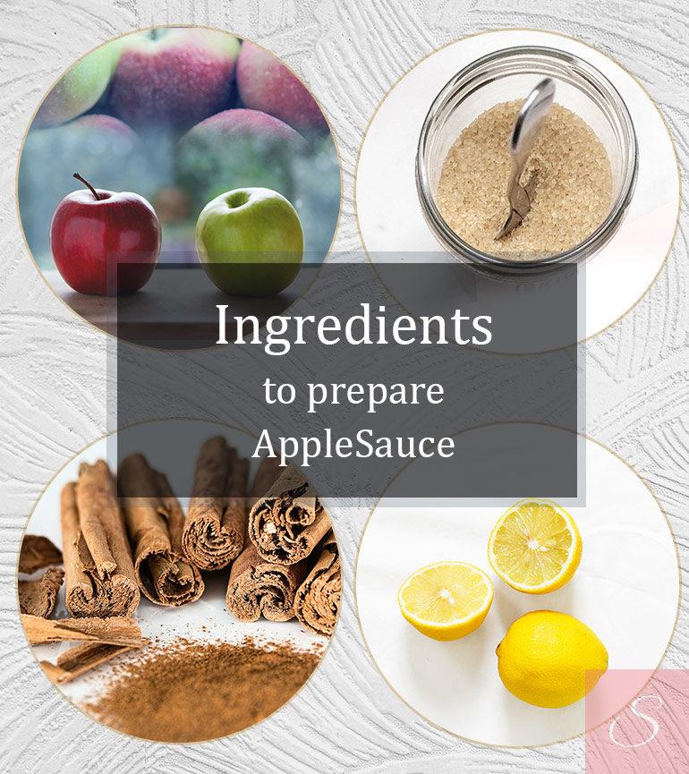 Instant Homemade Applesauce