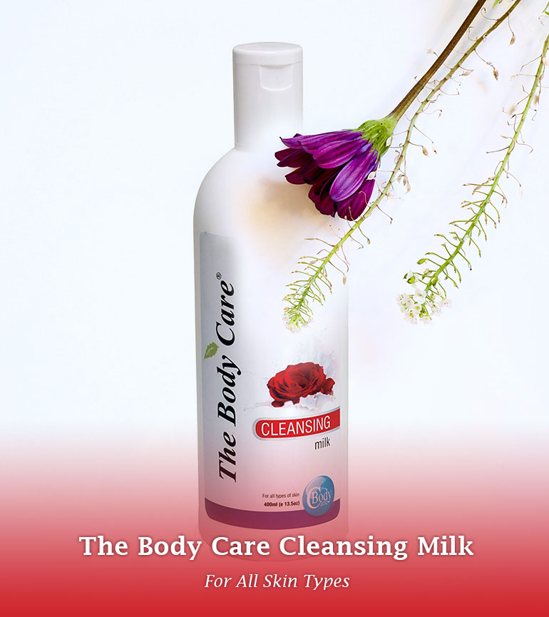 The Body Care Cleansing Milk