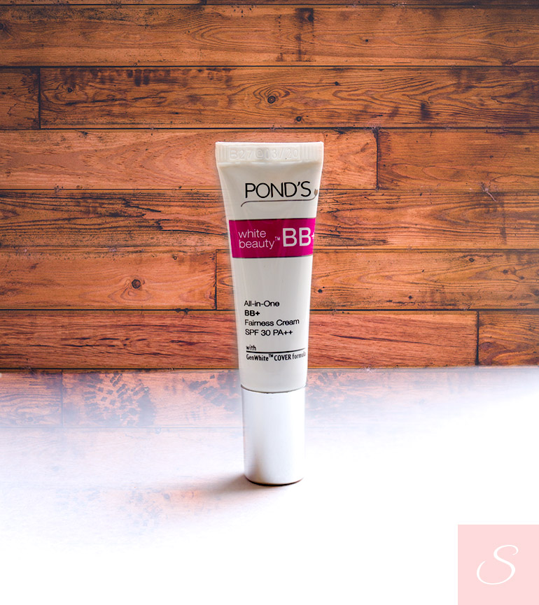Pond's White Beauty BB+ Cream Review