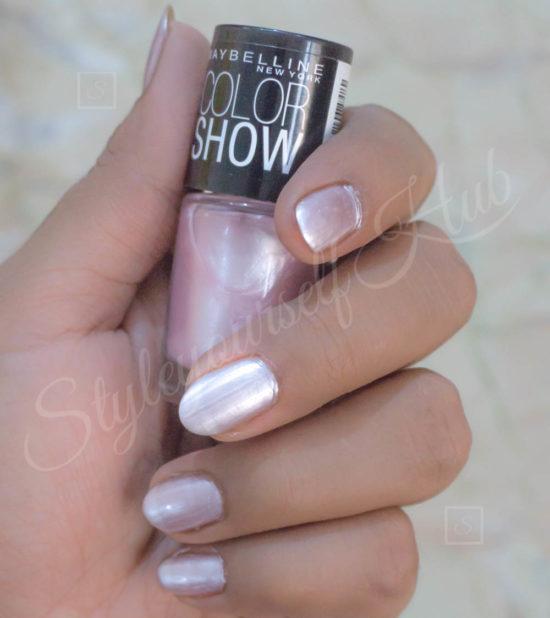 Color Show Pinkalicious Nail Polish