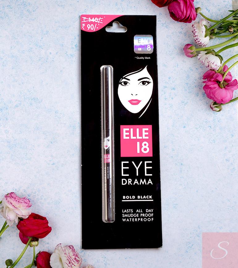 Elle 18 Eye Drama Kajal Review