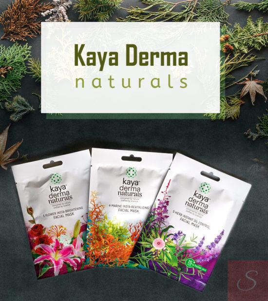 Kaya Derma Naturals Facial Mask