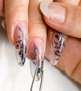 10 Beautiful Marble Nail Design Ideas 2019