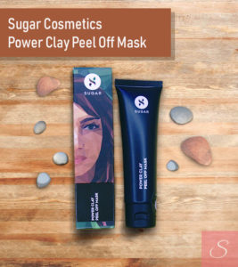 Sugar Cosmetics Power Clay Peel Off Mask Review