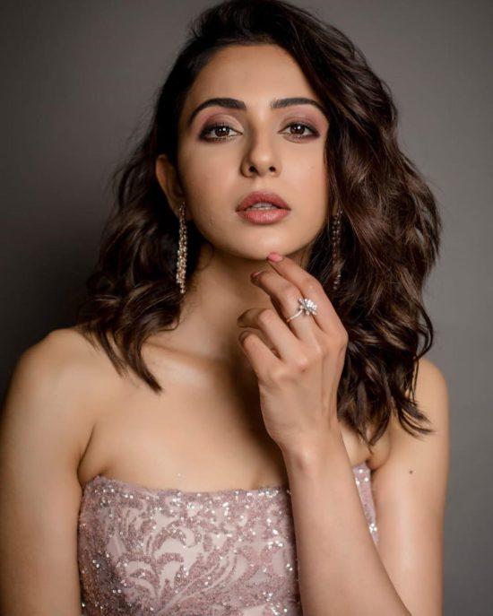 Rakul Preet Singh Most Beautiful Women in India