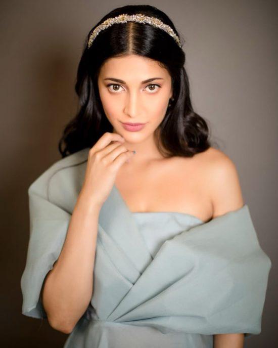 Shruti Haasan Most Beautiful Women in India