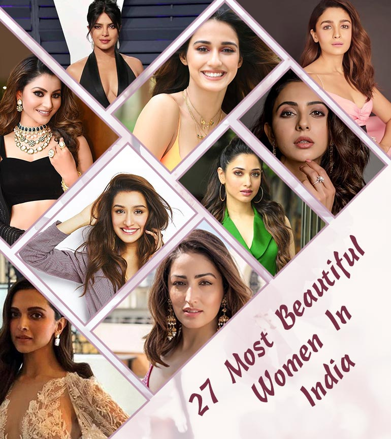 27 Most Beautiful Women in India
