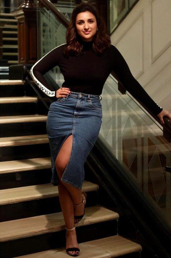 Parineeti Chopra Most Beautiful Women in India