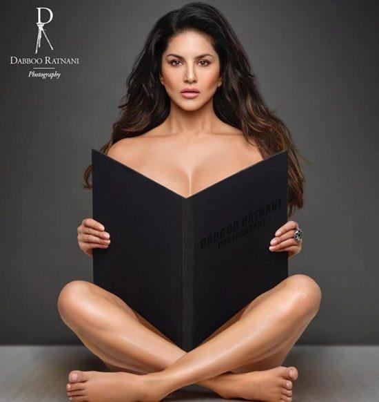 Sunny Leone Dabboo Ratnani Calendar