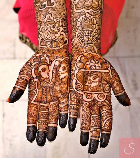 35 Outstanding Mehndi Design to try for occasions