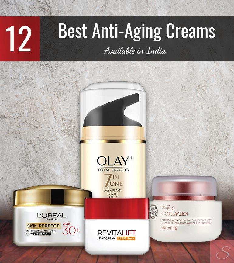 12 Best Anti Aging Cream in India – 2020