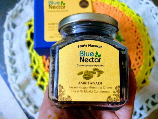 Blue Nectar Slimming Green Tea