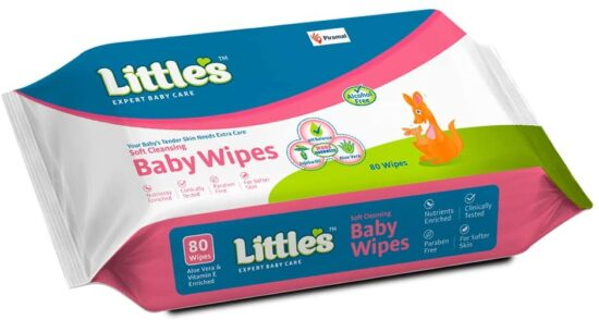 Little's Baby Wipes