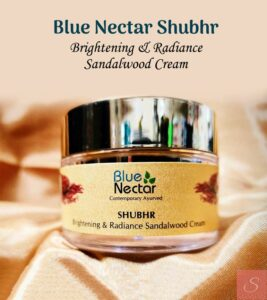 Blue Nectar Brightening & Radiance Sandalwood Cream Review